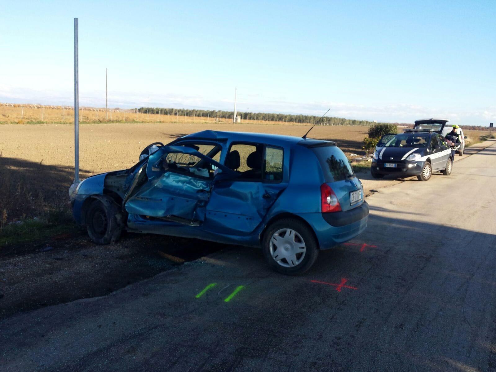 Incidente Stradale via Don Orione (3)-2
