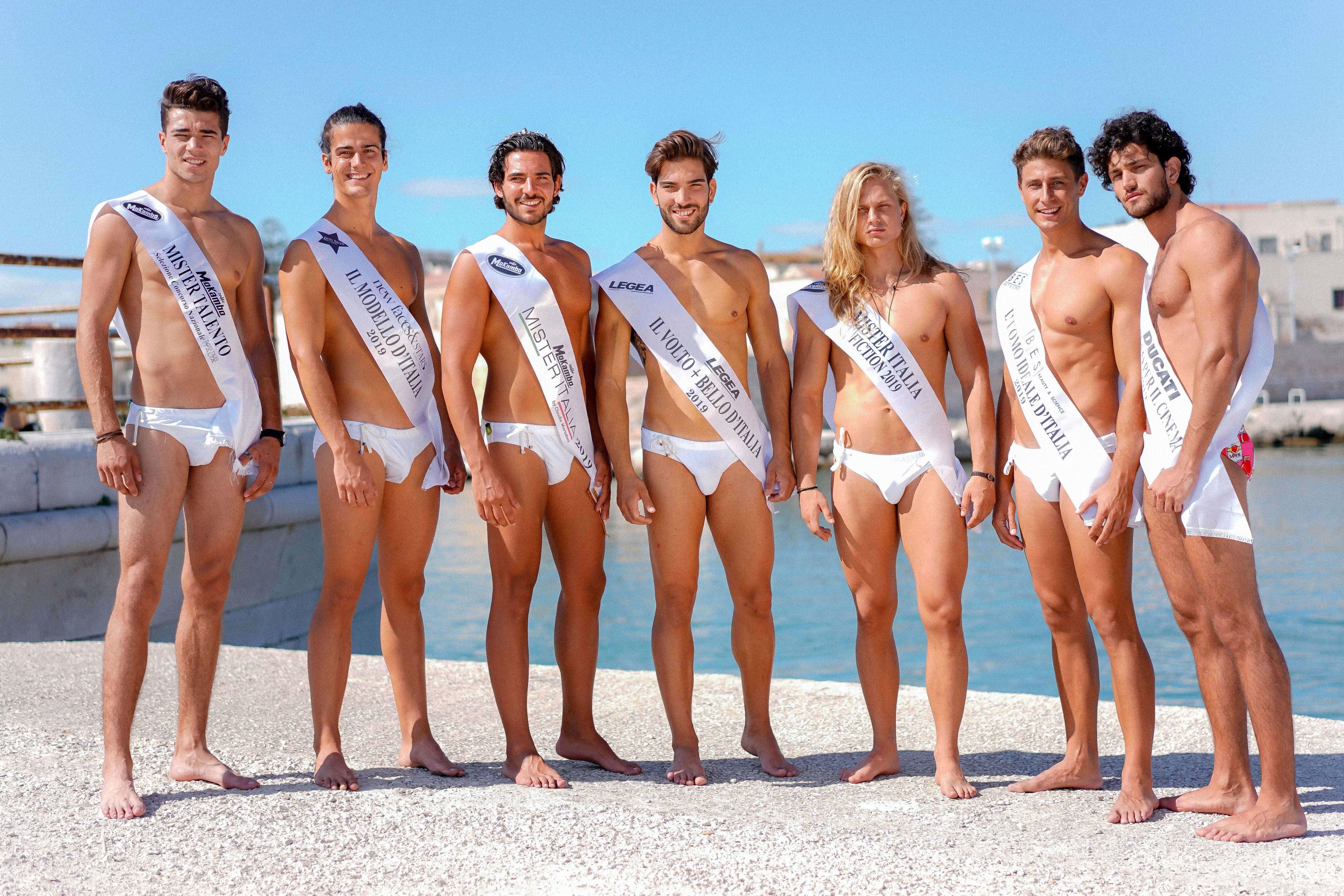 Mister Italia_premiati 2019-2