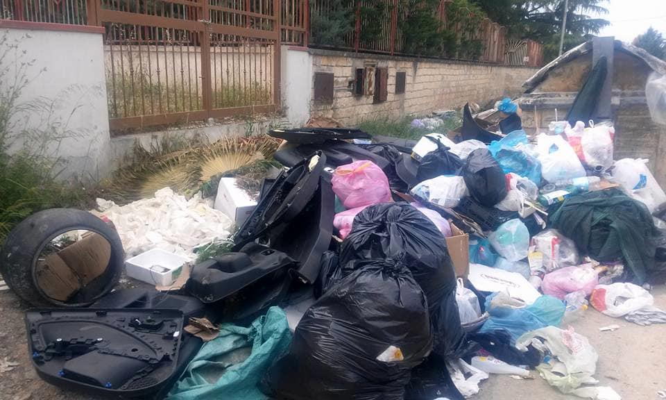 Emergenza rifiuti a Cerignola-2