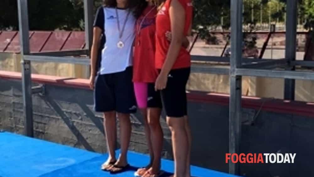 il team centro nuoto mirage e' la societa' di nuoto piu forte di foggia-5