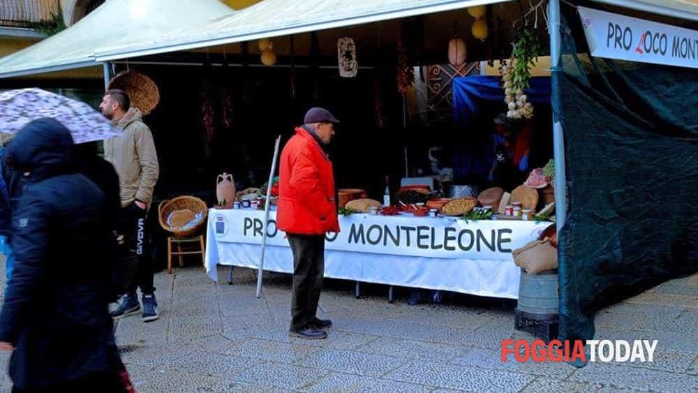 monteleone di puglia si prepara al gran falò di san giuseppe-5