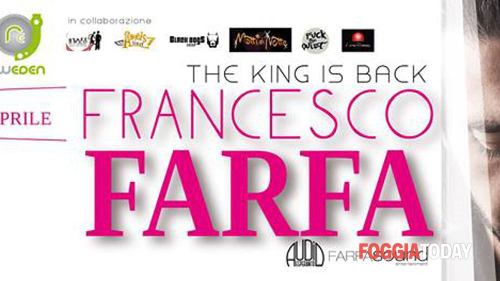 replay club & neweden #bigevent - guest dj francesco farfa the king is back |05aprile2014|-2
