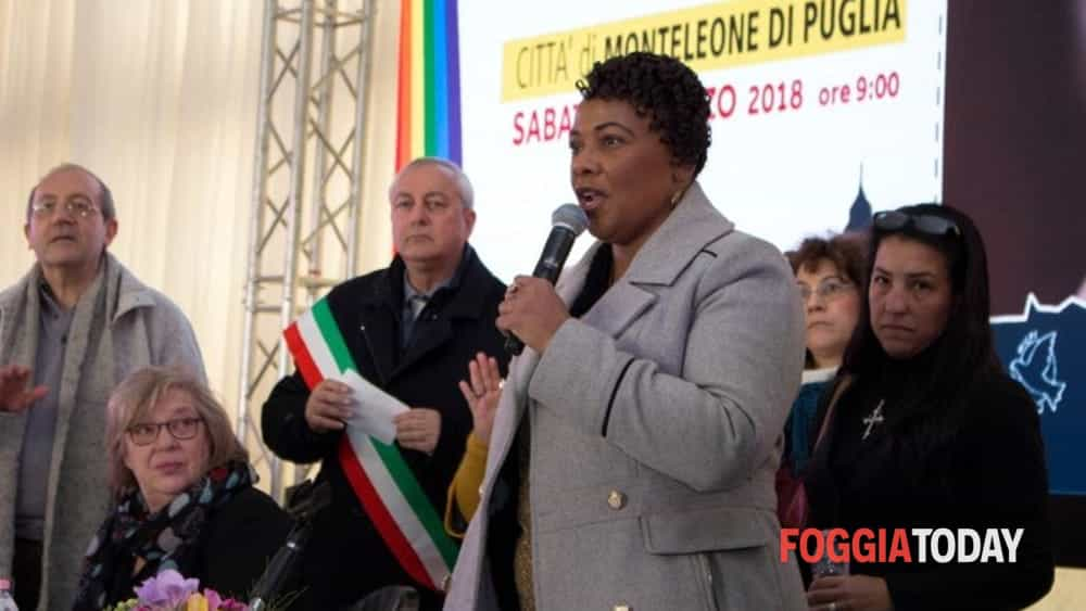 Monteleone di Puglia sabato conferisce il IV Premio Donna impegnata per la Pace e per la Nonviolenza-7
