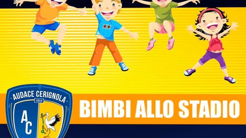 Cerignola Bimbi gratis stadio monterisi-2