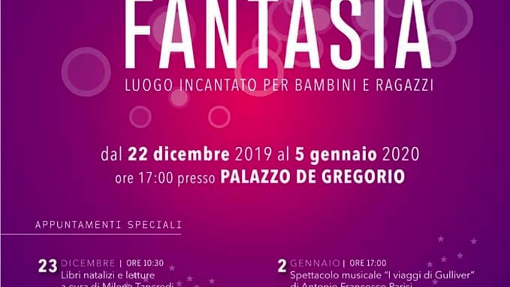Orsara la Fabbrica della Fantasia 1-2