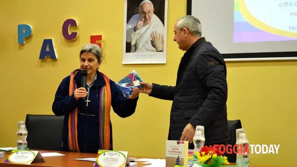 Monteleone di Puglia sabato conferisce il IV Premio Donna impegnata per la Pace e per la Nonviolenza-5