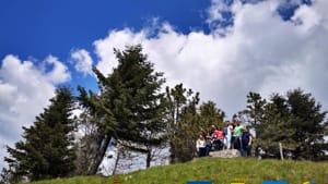 Biccari ecco il punto più alto della Puglia, Monte Cornacchia 1152 metri-2
