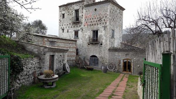 Allo scoperta del Mulino e del Borgo di Bovino con gli amici di Archeologica