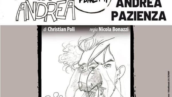 """""""Mi chiamo Andrea, faccio fumetti"""": il Teatro Verdi celebra Pazienza"""
