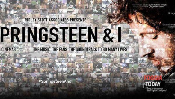 Springsteen & I, il documentario al Cineporto di Foggia