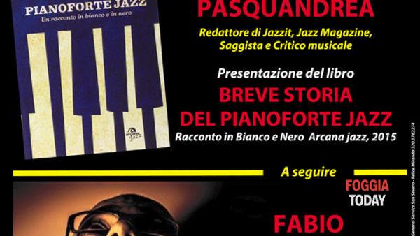 Winter Jazz tra letteratura e piano jazz, con sergio pasquandrea e fabio giachino
