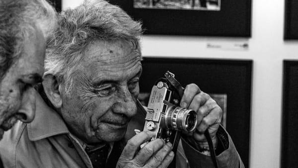 Alla Fondazione Bdm, una serata dedicata al fotografo Mario Dondero
