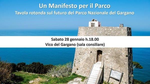 Un Manifesto per il Parco. Tavola rotonda sul futuro del Parco Nazionale del Gargano