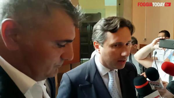 """Follieri a Foggia, Landella resta diffidente e chiede garanzie. Felleca fiducioso: """"Non saremmo qui senza un progetto serio"""""""