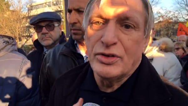 """A Foggia serve """"giustizia sociale"""". Don Luigi Ciotti: """"Politica responsabile, ma noi cittadini diamoci una mossa"""""""
