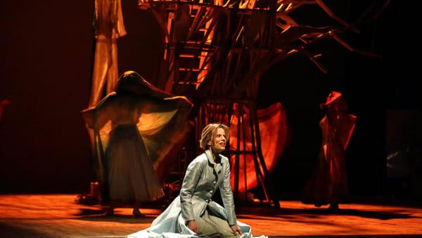 'L'uomo seme' al Teatro Garibaldi: debutta al sud il nuovo spettacolo di Sonia Bergamasco