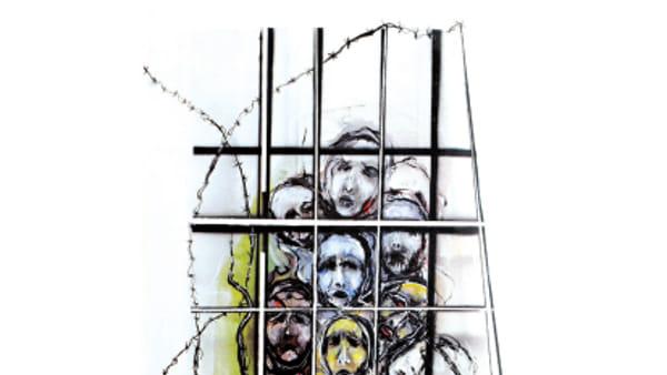 Musica e pittura alla Fondazione dei Monti Uniti per ricordare le vittime dell'Olocausto