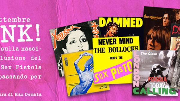 Dai Sex Pistols ai Clash, passando per i Ramones: il Punk al Tolleranza Zero