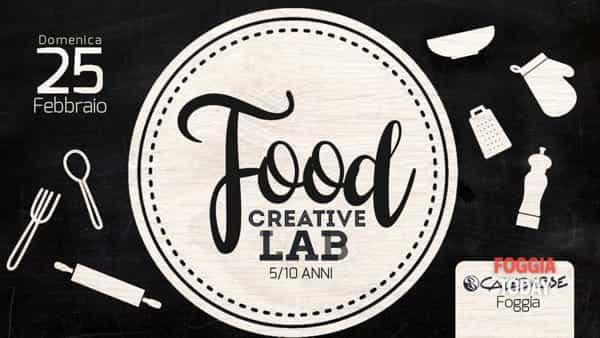 A Foggia il 'Food creative lab', il laboratorio dedicato ai più piccoli