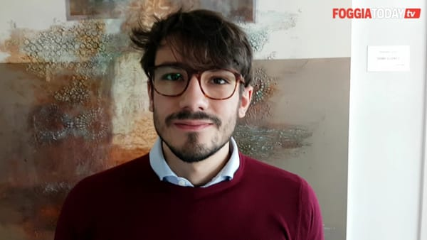 Ricerca oncologica, il Rotary premia Francesco Tucci che vola in Olanda per inseguire il suo sogno: debellare il cancro
