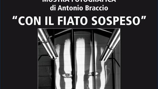"""""""Con il fiato sospeso"""", le foto di Antonio Braccio in mostra a Parcocittà"""