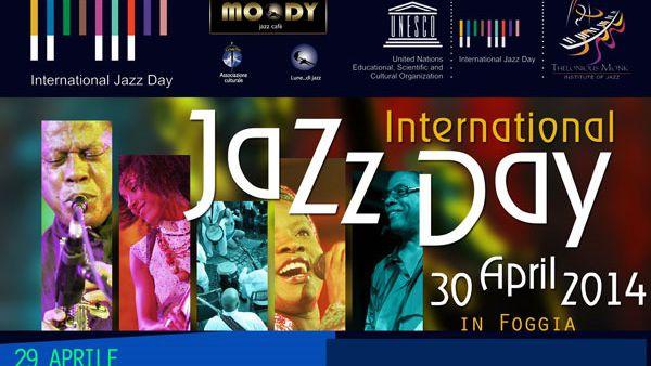 Foggia si tinge di Jazz, nella giornata internazionale del genere nato a New Orleans
