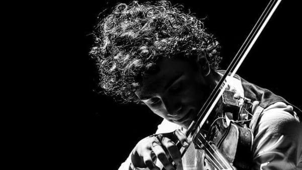 Il talento di Giuseppe Tucci a Foggia: il giovane violinista in concerto al 'Giordano'