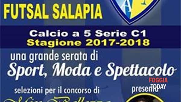 Calcio a 5: la presentazione del Futsal Salapia