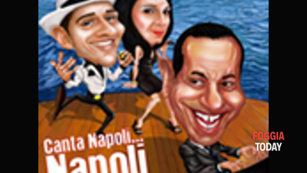 'Canta Napoli' di Micky Sepalone & Angela Piaf all'Auditorium Santa Chiara