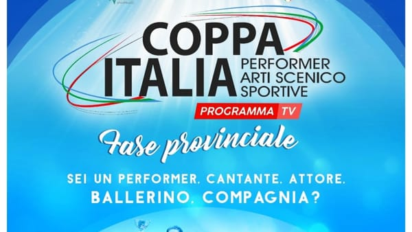 """A San Giovanni Rotondo la """"Coppa Italia Performer Arti Scenico Sportive"""""""