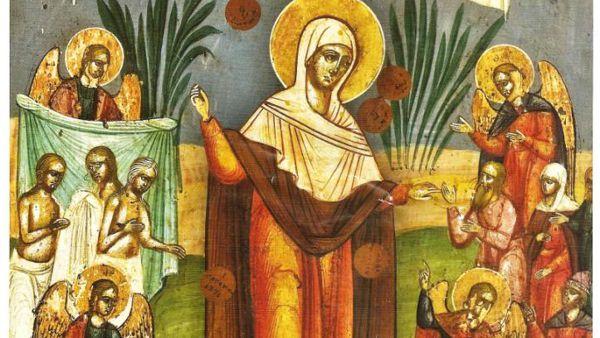 """Seminario """"La rappresentazione della Vergine Maria nell'arte"""""""