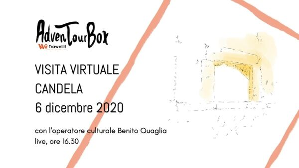 Adventourbox: visita virtuale a Candela
