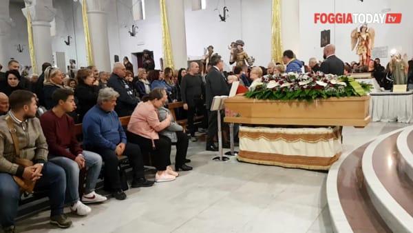 """Orta Nova in lacrime per Filomena. Don Donato Allegretti: """"Rimettiamo l'amore e la famiglia al centro della nostra vita"""""""