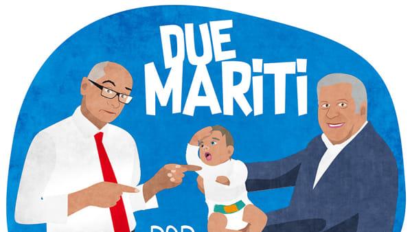 Al Regio 'Due mariti per un bebè', la brillante commedia della compagnia 'Quelli che il Teatro'