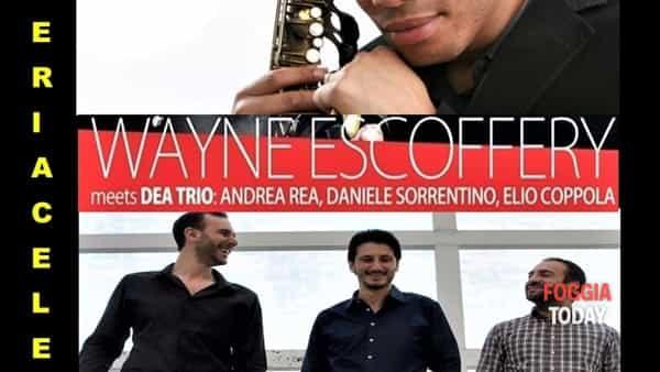 Jazzin Masseria Celentano: Wayne Escoffery e Dea trio in concerto