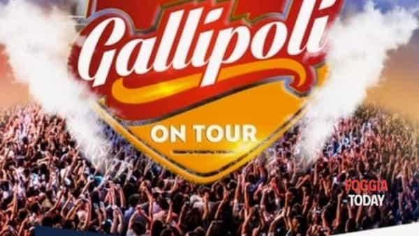 Praja Gallipoli on tour a Stornarella