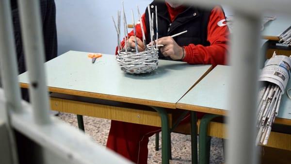 laboratorio scolastico. Foto L. Pellegrino-2