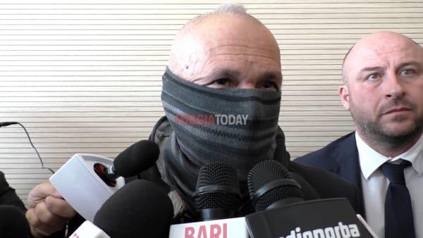 """La mafia foggiana secondo Capitan Ultimo: """"Chi combatte sulla strada deve dare le risposte"""""""