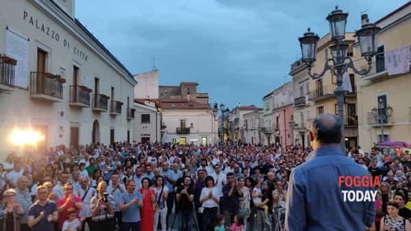 """Svolta nella città di San Pio, """"con me 27mila sindaci"""". Ecco Crisetti, il primo cittadino che vuole una """"città normale e speciale"""""""