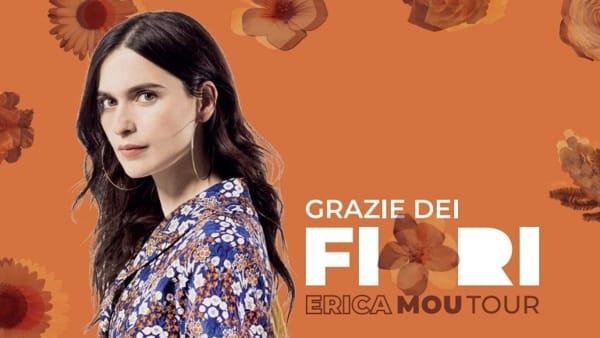 Erica Mou festeggia a Foggia i suoi 10 anni di attività