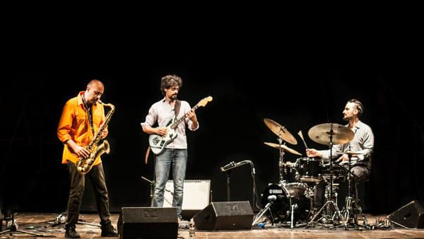 InChiostro al Museo 2016: il Marcello Alluli Trio live a San Severo