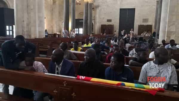 """Braccianti esasperati, da Foggia a Bari per occupare la Basilica di San Nicola: """"Diteci se questa è vita"""""""