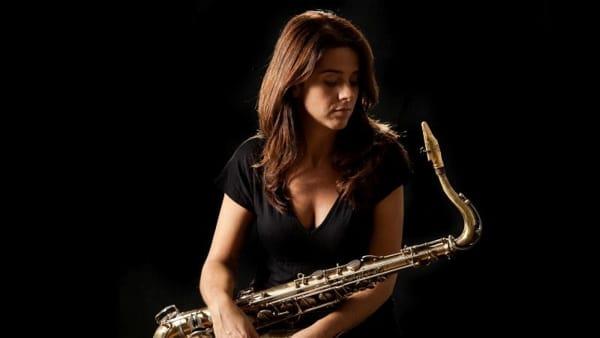 La poesia del sax di Milena Angelè nell'ultimo appuntamento di Jazz on top Felix
