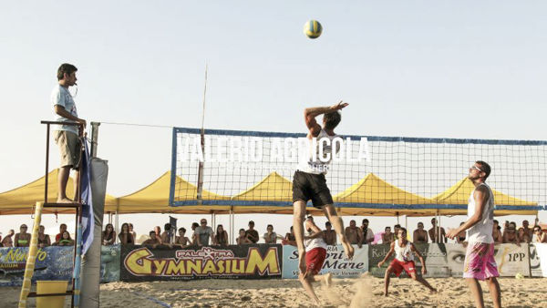 """Tutto pronto per la 'Gymnasium Cup': il Beach Volley """"scalda"""" San Menaio"""