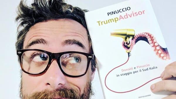 Alessio Giannone (alias 'Pinuccio') alla Mondadori di Foggia