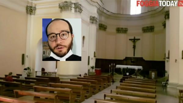 """Foggiani pronti a ritornare a messa. """"Per noi è motivo di gioia e preoccupazione"""". E don Giulio spiega le nuove regole"""