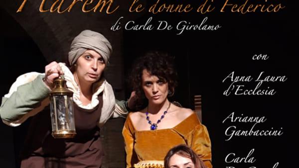 In Galleria Manfredi 'Harem, le donne di Federico'