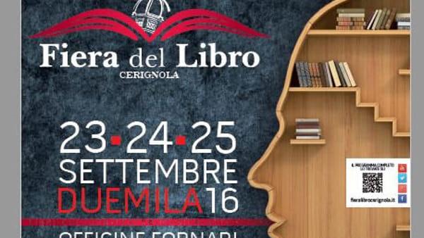 Cerignola ospita la Fiera del Libro, dell'editoria e del giornalismo