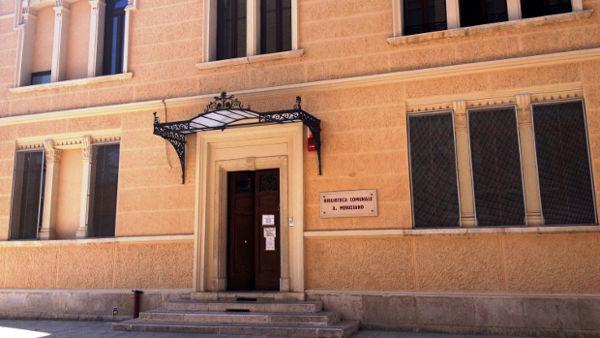 """Alla Biblioteca Minuziano la rassegna """"Il Maggio dei libri"""""""