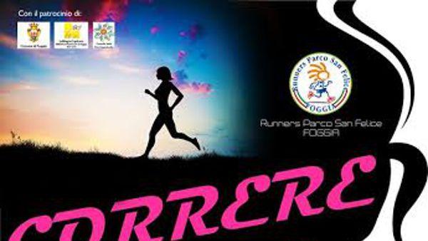 Correre donna al Parco San Felice, quando la corsa si colora di rosa